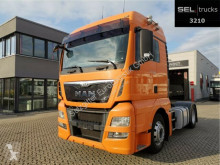 MAN TGX 18.440 4x2 BLS / Intarder / Alu-Felgen tractor unit