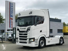 Scania S650 V8 4x2 FULL AIR tractor unit