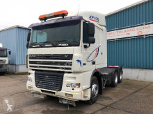DAF FTTXF95-430 SLEEPERCAB FULL STEEL (MANUAL GEARBOX / / REDUCTION AXLES / AICONDITIONING) Sattelzugmaschine