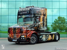 Scania T580 TOPLINE TORPEDO SPECIAL SHOW TRUCK ONE OF A KIND tractor unit