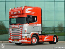 Scania R500 V8 EURO 5 - KING OF THE ROAD - RETARDER tractor unit