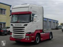 tracteur Scania R 520*Euro 6*Retarder*Klima*Kühlbox*Topl