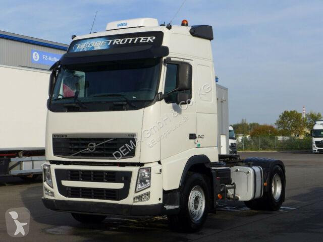 Voir les photos Tracteur Volvo FH 540*Euro 5*Hydraulik*Standklima*Kühlbox*500