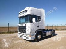 tracteur Scania R124LA420