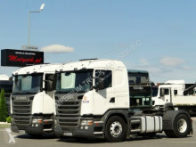 Scania G 410/EURO 6/ RETARDER / MANUAL -6 / tractor unit