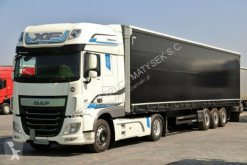 ensemble routier DAF XF 460 / EURO 6 + KOGEL/ CURTAINSIDER/STANDARD