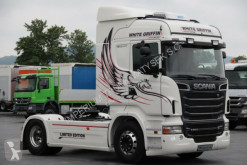 Scania R 500 V8 / HIGHLINE / RETARDER/ MANUAL /EURO 5 Sattelzugmaschine