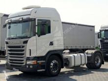 ciągnik siodłowy Scania G 420 / RETARDER / MANUAL / EURO 5 /