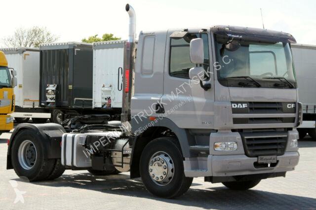 Voir les photos Tracteur DAF CF 85.410 / LOW CAB /RETARDER / HYDRAULIC SYSTEM