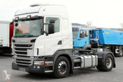 trattore Scania R 420 / RETARDER/MANUAL/EURO 5 / HIGHLINE