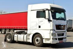 ciągnik siodłowy MAN TGX 18.440/EUR 5/RETARDER/TIPPER HYDRAULIC/
