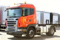 ciągnik siodłowy Scania R 420/RETARDER/MANUAL/SPRING SUSPENSIO/HYDRAULIC