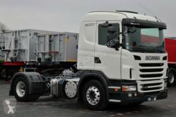 ciągnik siodłowy produkty niebezpieczne / adr Scania