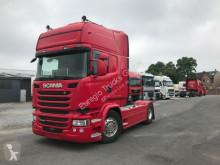 tractor Scania R490 TOPLINE Vollausstattung EURO6