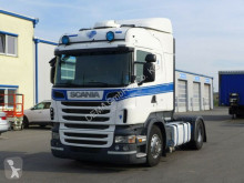 Scania R 400*Euro 5*Retarder*Standklima*2Liegen* 440 Sattelzugmaschine