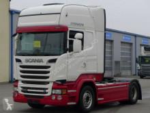 tractor Scania R 520*Euro 6*Retarder*Vollspoiler*Klima*K