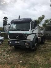 Mercedes Actros 2027 LS