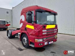 ciągnik siodłowy Scania 124 360 manual pump!