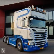 ciągnik siodłowy Scania R580 6X2 LA6X2MNB full air retarder euro 6