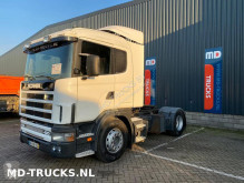 Scania 124 420 manual hydraulic ! tractor unit