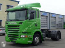 cap tractor Scania G 410*Euro 6*Retarder*Klima*TÜV*Kühlbox*