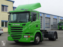 cap tractor Scania G 360*Euro 6*Retarder*Klima*TÜV*Kühlbox