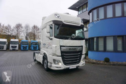 cap tractor DAF XF 530 FT SSC, Standklima