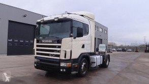 Scania 124 - 400 (MANUAL GEARBOX / MANUAL PUMP) tractor unit