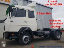 tracteur Mercedes 817 L 5Sitze Bett nur 66.952KM 1.Hand Scheckheft