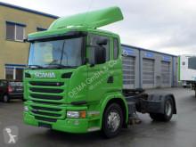 cap tractor Scania G 360*Euro 6*Retarder*TÜV*Klima*Kühlbox*