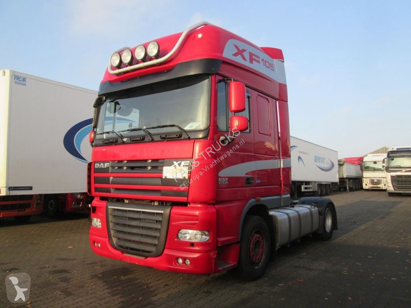 Voir les photos Tracteur DAF 105 510 Super Spacecab Manual Gearbox