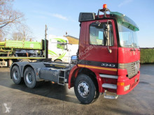 tracteur Mercedes 3343 S Manual Heavy Duty