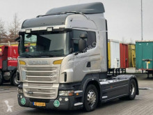 cap tractor Scania R420 EURO 5 RETARDER VOL SPOILER