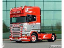 ciągnik siodłowy Scania R500 - KING OF THE ROAD