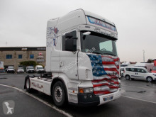 cabeza tractora Scania CV 560