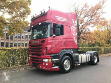 Scania Topline R500 - V8 - Retarder Kipphydraulik Luft/ Sattelzugmaschine