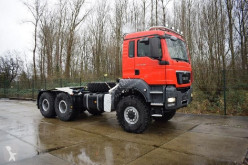 trekker MAN TGS 40.480 BB-WW 6x6 CHASSIS-CABIN WITH ALLISON GEARBOX