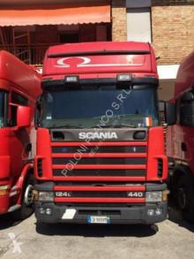 cap tractor Scania 124l-440 (cambio con retarder)