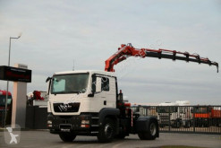 trattore MAN TGS 18.360/MANUAL + CRANE TEREX 165.2E / RADIO
