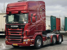 cap tractor Scania R500 V8 6x2 MANUAL EURO 4