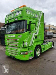 cap tractor transport special Scania