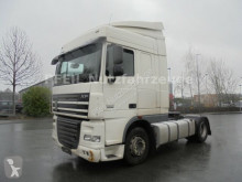 cap tractor DAF XF105-460 Space Cab- INTARDER-2 Tanks