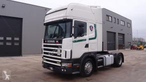 Scania 124 - 420 Topline (MANUAL GEARBOX / BOITE MANUELLE / PERFECT) Sattelzugmaschine