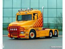 tahač Scania R 560 A 6X2 TORPEDO / HAUBER LOW ROOF SHOW TRUCK