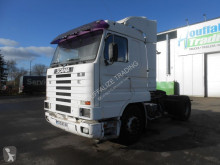 cap tractor Scania 143 - 420 - manual gearbox