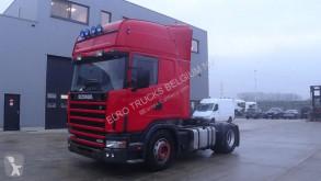 cap tractor Scania 124 - 420 Topline (MANUAL GEARBOX / BOITE MANUELLE / PERFECT CONDITION)