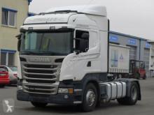 tracteur Scania R 410*Euro 6*Retarder*Navi*Kipphydraulik*