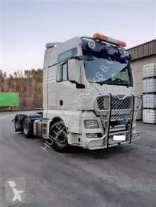 MAN TGX28 tractor unit