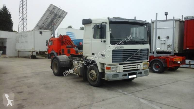 View images Volvo F12 400 tractor unit