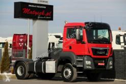 ciągnik siodłowy MAN TGS 18.400/4X4/ KIPPER HYDRAULIC/ MANUAL/DAY CAB